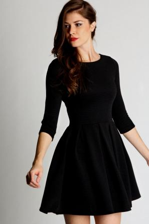30 ideas skater dress black to Follow 7
