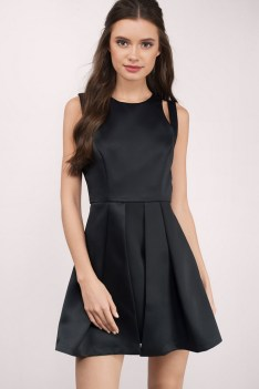 30 ideas skater dress black to Follow 8