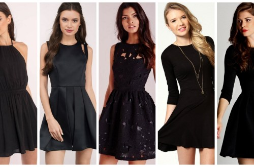 30 ideas skater dress black to Follow