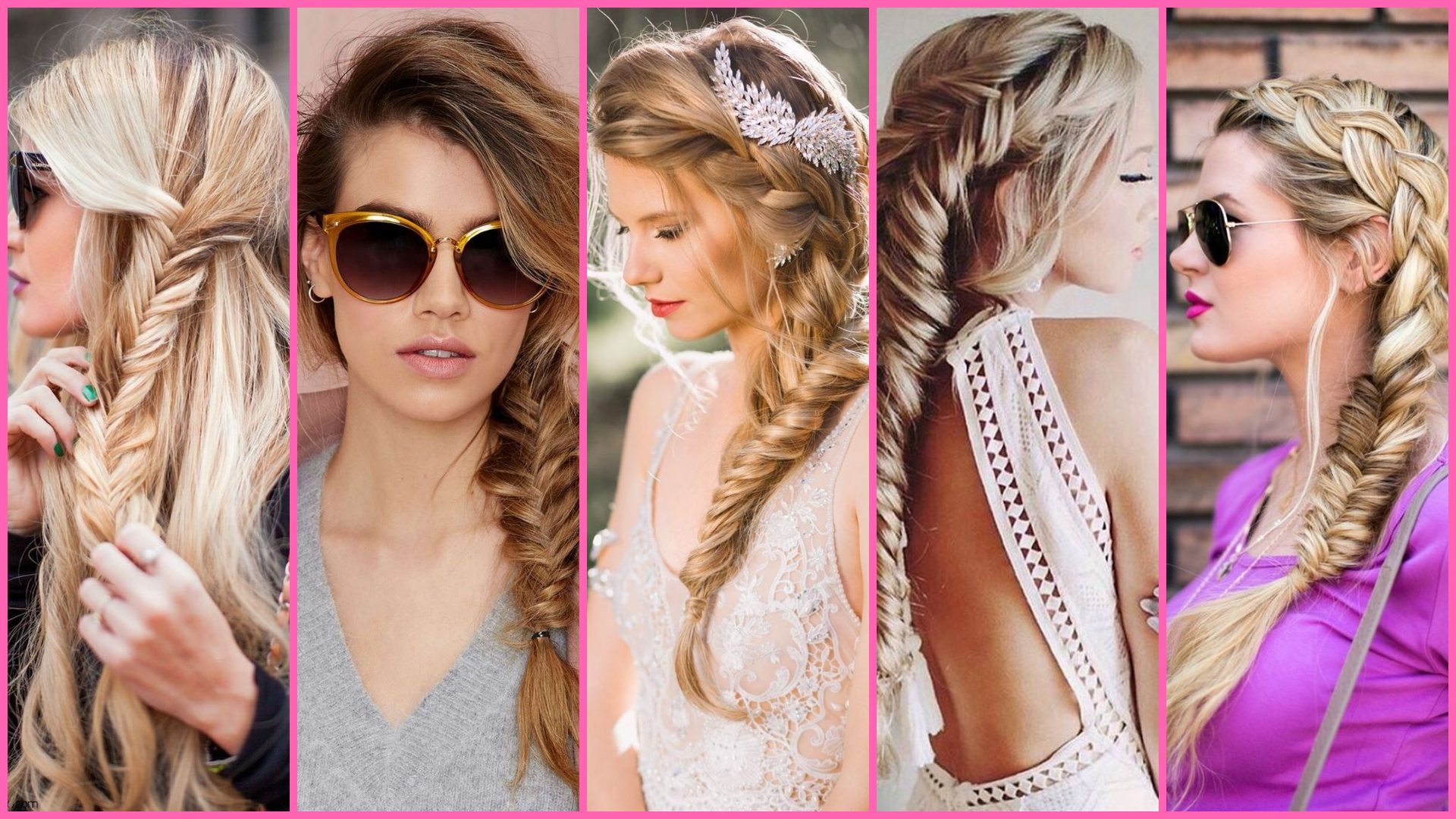 40+ Fishtail Braid Hairstyles for all situations Ideas | Style Female