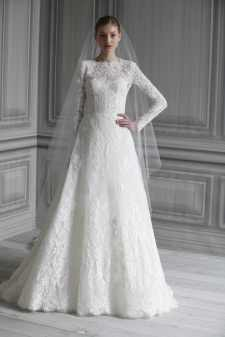 40 High Low Long Sleeve Modern Wedding Dresses Ideass 5