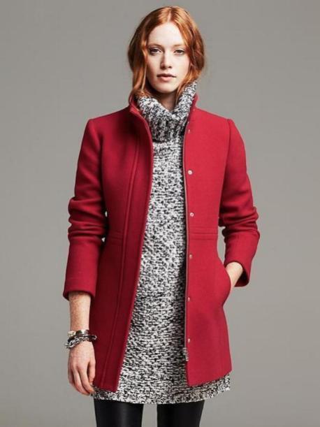 40 Womens red blazer jackets ideas 45