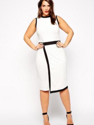 40 all white club dresses ideas 19