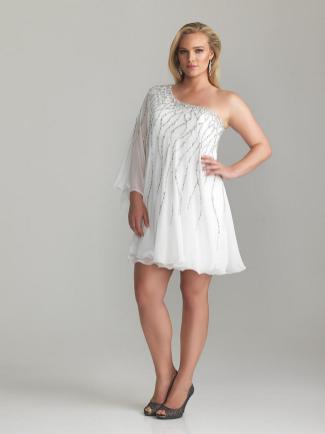 40 all white club dresses ideas 22