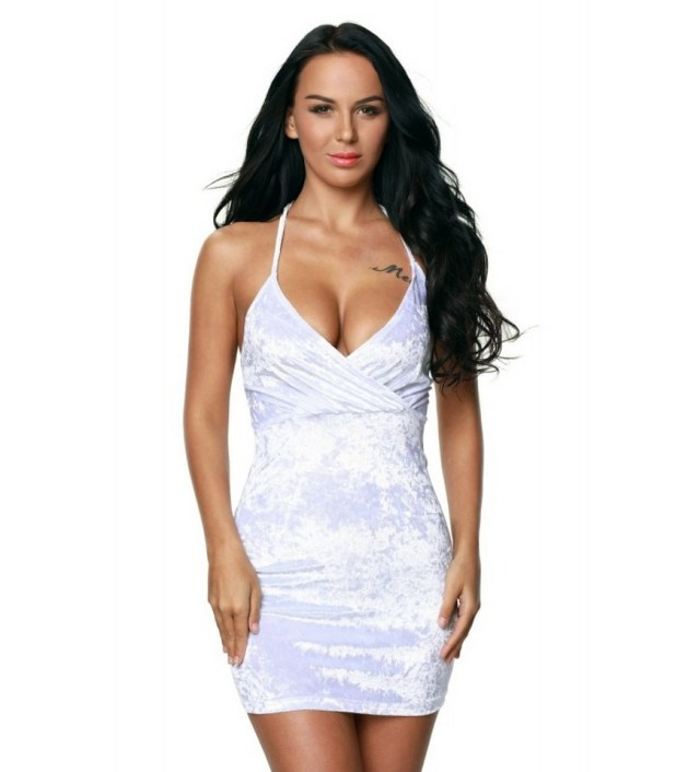 40 all white club dresses ideas 28