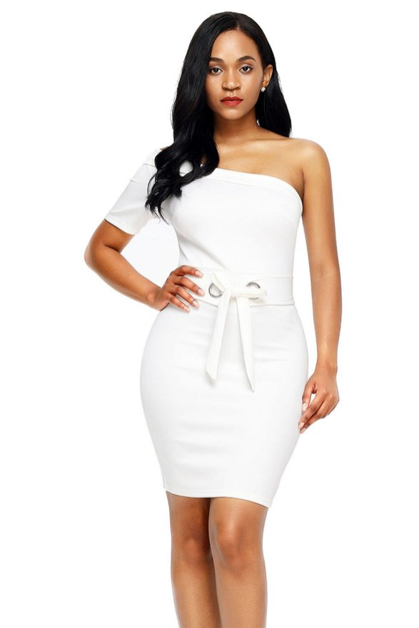 40 all white club dresses ideas 36