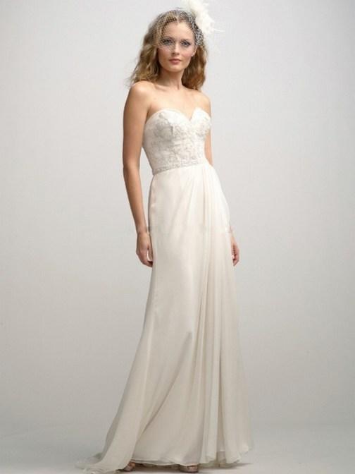 40 wedding dresses country theme ideas 32