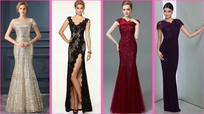 43 Women 30s Sexy Brief Elegant Mermaid Evening Dress ideas
