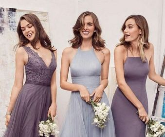 50 Amazing bridesmaid dresses for a country wedding 1