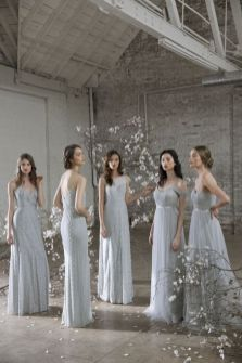 50 Amazing bridesmaid dresses for a country wedding 15