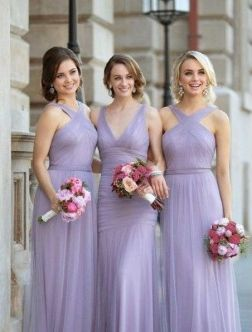 50 Amazing bridesmaid dresses for a country wedding 35