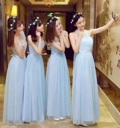 50 Amazing bridesmaid dresses for a country wedding 41