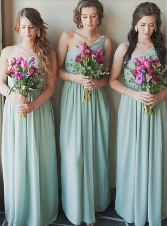 50 Amazing bridesmaid dresses for a country wedding 56