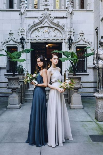 50 Amazing bridesmaid dresses for a country wedding 58