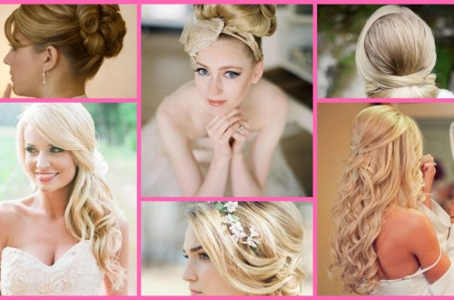 50 Easy DIY Wedding Ceremony Day Hair Ideas