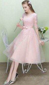 50 best pink wedding clothes ideas 24