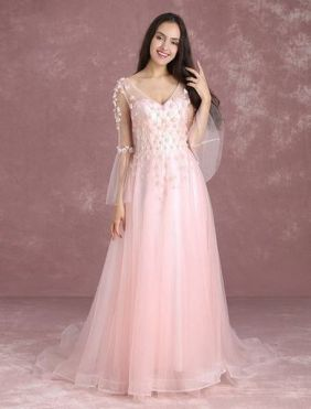 50 best pink wedding clothes ideas 29