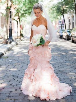50 best pink wedding clothes ideas 33