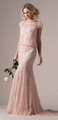 50 best pink wedding clothes ideas 34