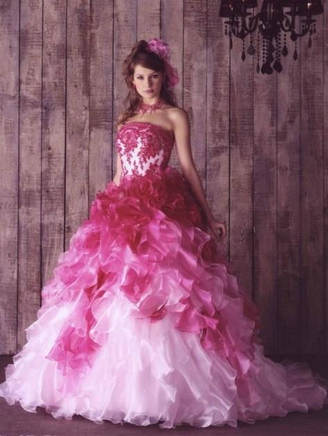 50 best pink wedding clothes ideas 42
