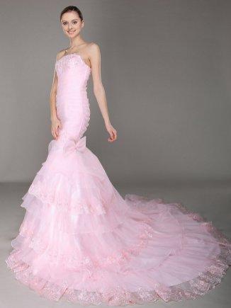 50 best pink wedding clothes ideas 48