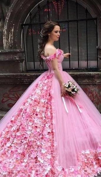 50 best pink wedding clothes ideas 52