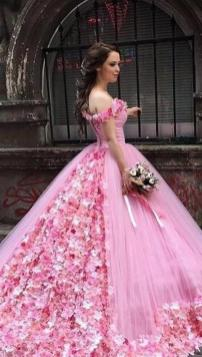 50 best pink wedding clothes ideas 52