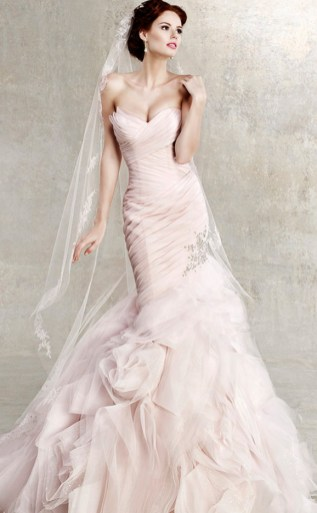 50 best pink wedding clothes ideas 53
