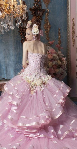 50 best pink wedding clothes ideas 55