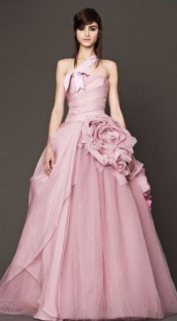 50 best pink wedding clothes ideas 7