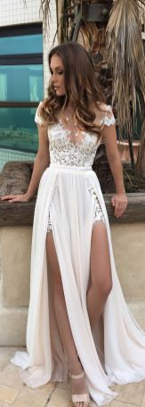 50 simple and sexy wedding dresses for the beach 2