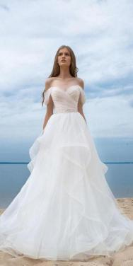 50 simple and sexy wedding dresses for the beach 33