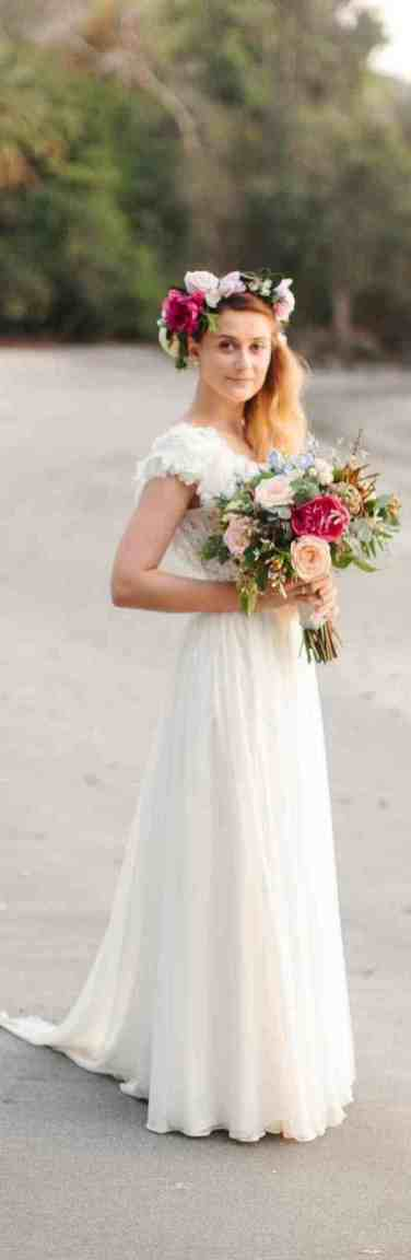 50 simple and sexy wedding dresses for the beach 50