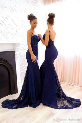 60 Trends About Simple Sweet Heart Mermaid Sexy Long Bridesmaid Dress 21