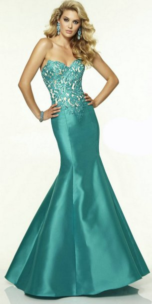 60 Trends About Simple Sweet Heart Mermaid Sexy Long Bridesmaid Dress 31