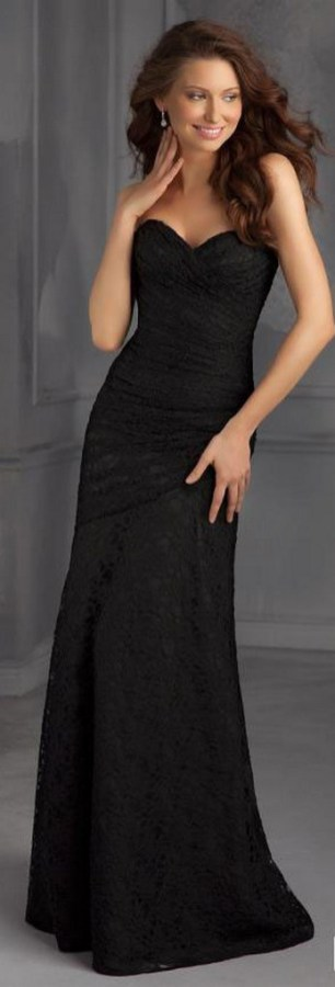 60 Trends About Simple Sweet Heart Mermaid Sexy Long Bridesmaid Dress 44