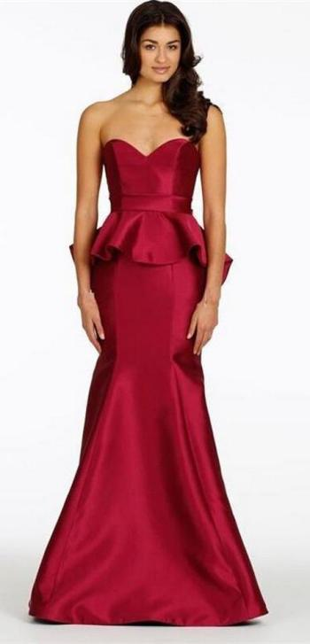 60 Trends About Simple Sweet Heart Mermaid Sexy Long Bridesmaid Dress 52