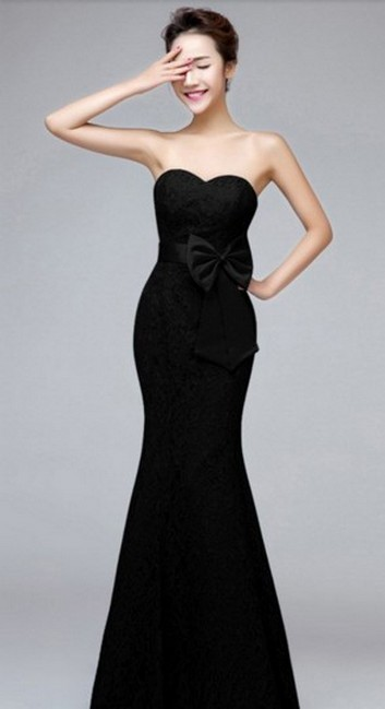 60 Trends About Simple Sweet Heart Mermaid Sexy Long Bridesmaid Dress 53