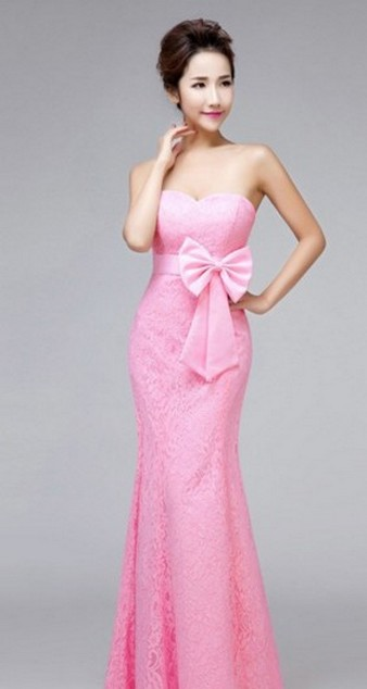 60 Trends About Simple Sweet Heart Mermaid Sexy Long Bridesmaid Dress 54
