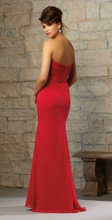 60 Trends About Simple Sweet Heart Mermaid Sexy Long Bridesmaid Dress 8 1