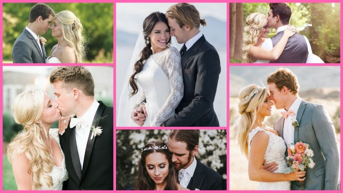70 Hairstyles for Long Hair at Wedding Ideas