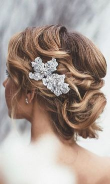 70 Simple Secrets to Totally Rocking Your wedding hair ideas 22