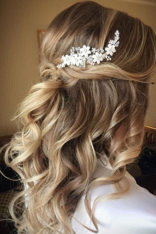70 Simple Secrets to Totally Rocking Your wedding hair ideas 5