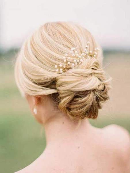 70 Simple Secrets to Totally Rocking Your wedding hair ideas 53