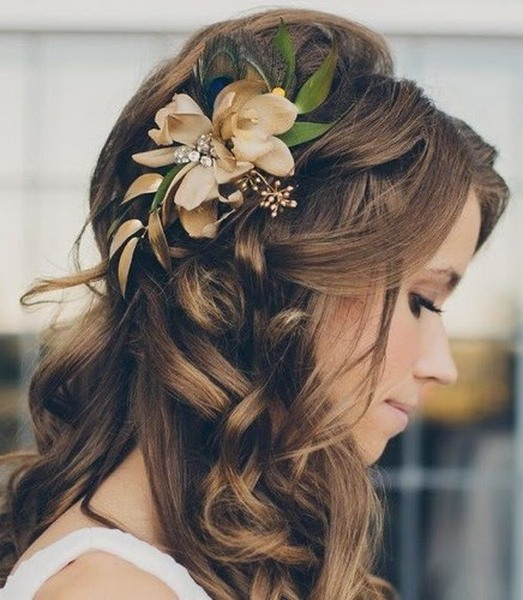 70 Simple Secrets to Totally Rocking Your wedding hair ideas 71