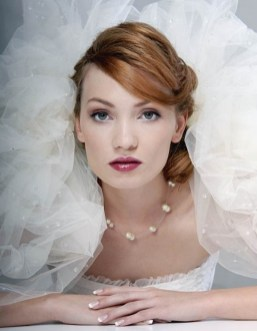 Bridal Makeup When Wedding in the Daytime 10
