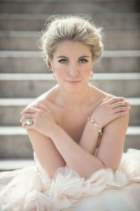 Bridal Makeup When Wedding in the Daytime 23