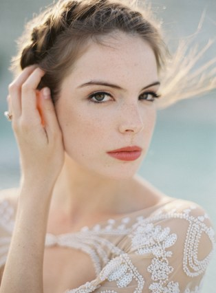 Bridal Makeup When Wedding in the Daytime 26