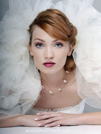 Bridal Makeup When Wedding in the Daytime 32