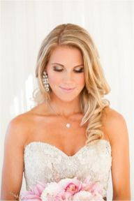 Bridal Makeup When Wedding in the Daytime 35
